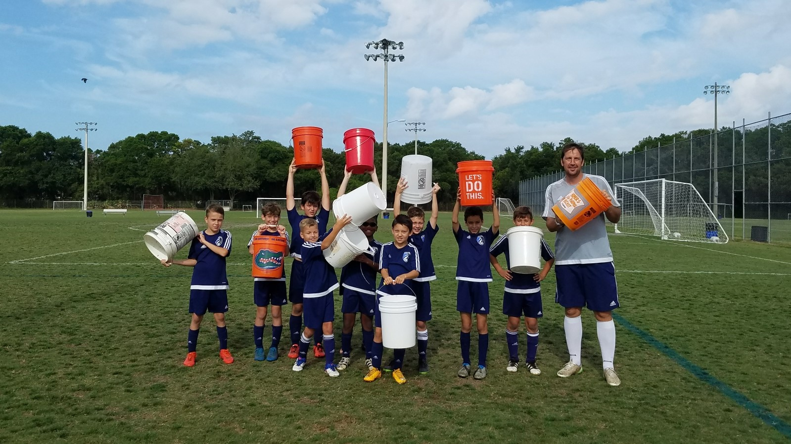 2006 Boys score big on Earth Day 2017!