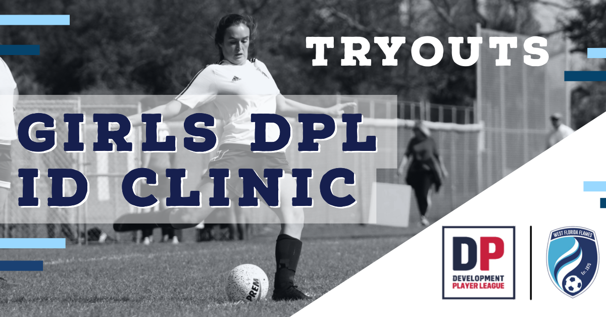 2020/2021 Girls DPL ID Clinics (Tryouts) Announced