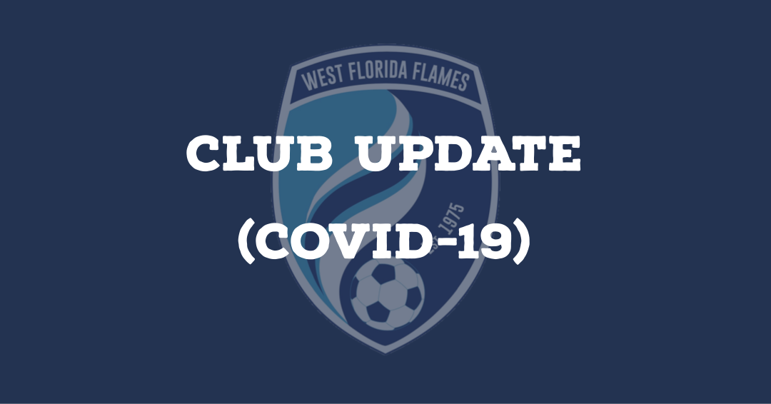CLUB UPDATE (COVID-19) as of 3/19