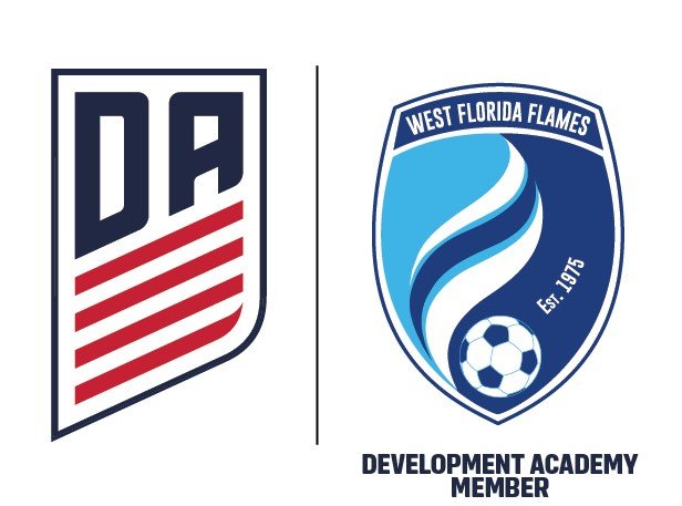 West Florida Flames Girls 2002 Birth Year Academy Programming