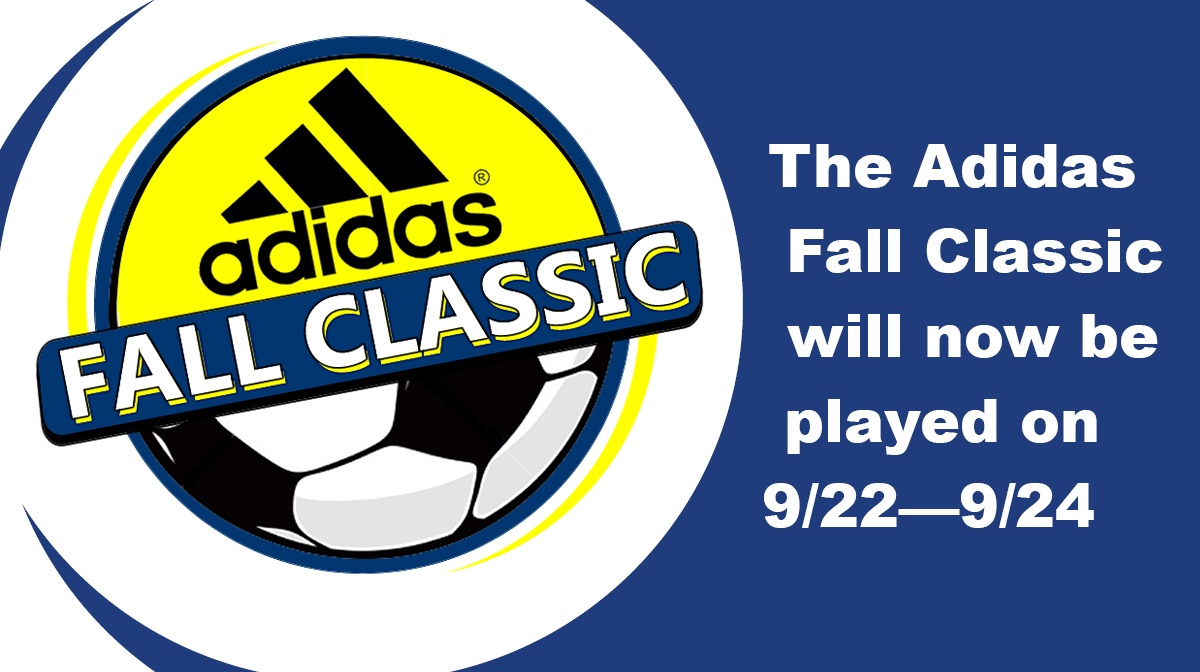 Adidas Fall Classic is Postponed Due to Hurricane Irma