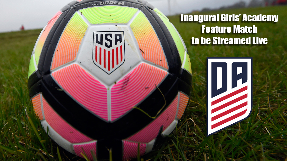 US Soccer Girls Development Academy To Launch On September - Us soccer development academies map