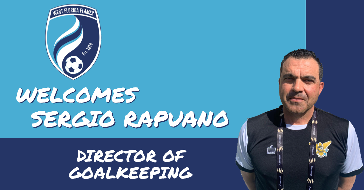 Rapuano named Director of Goalkeeping