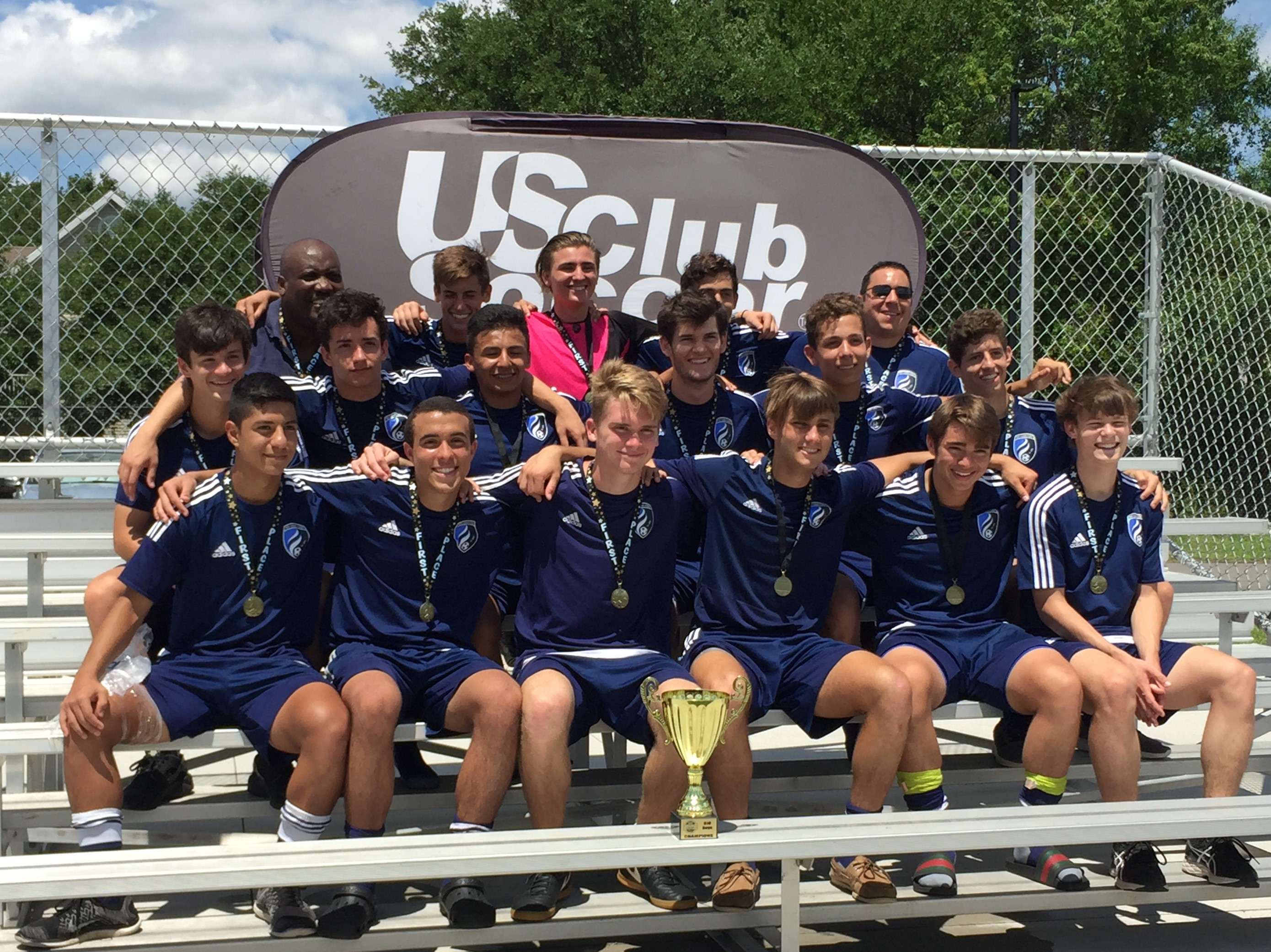 99 Boys to Represent Florida for National Tittle